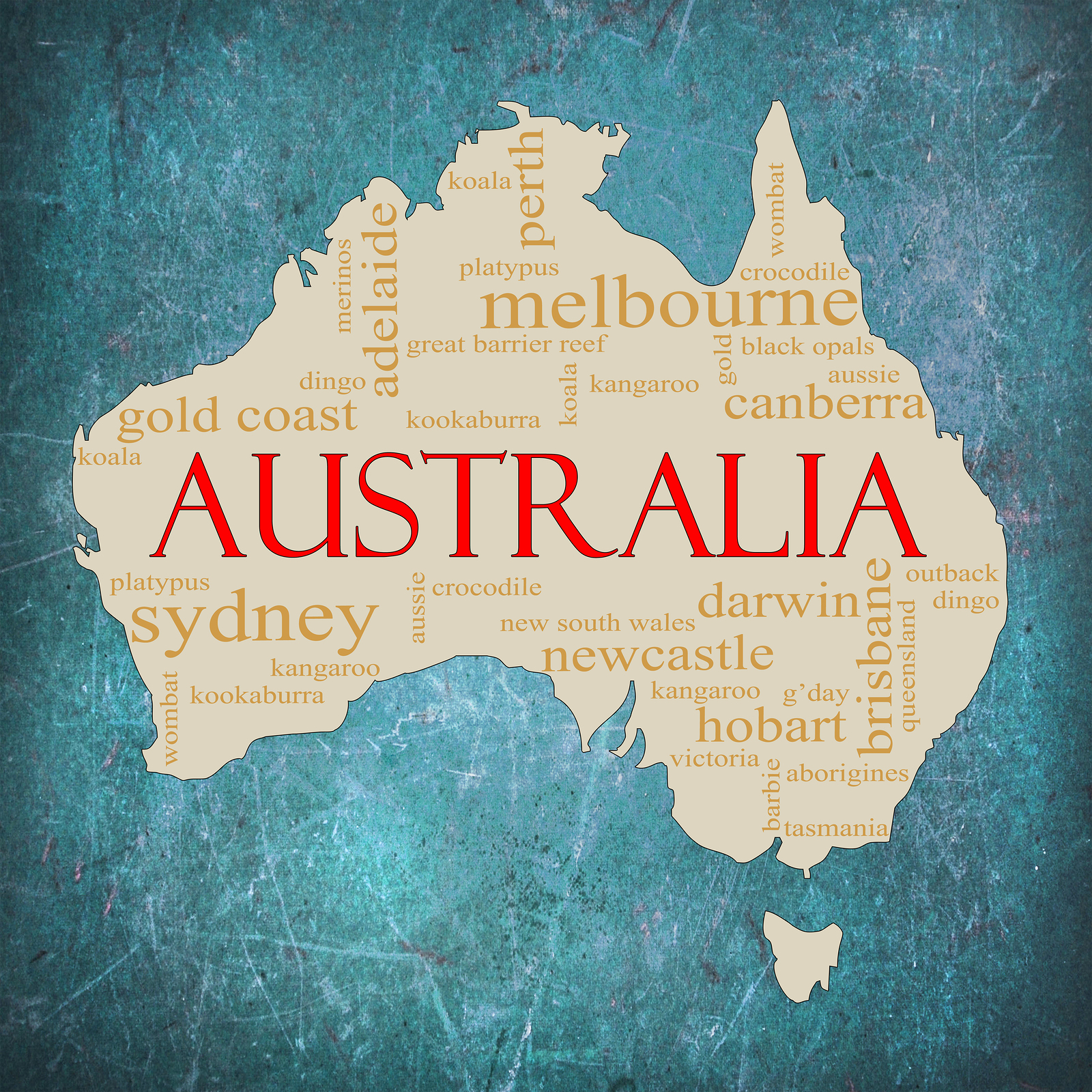 Australia E-commerce market | img via http://www.bigstockphoto.com/image-62893777/stock-photo-blue-grunge-australia-word-cloud